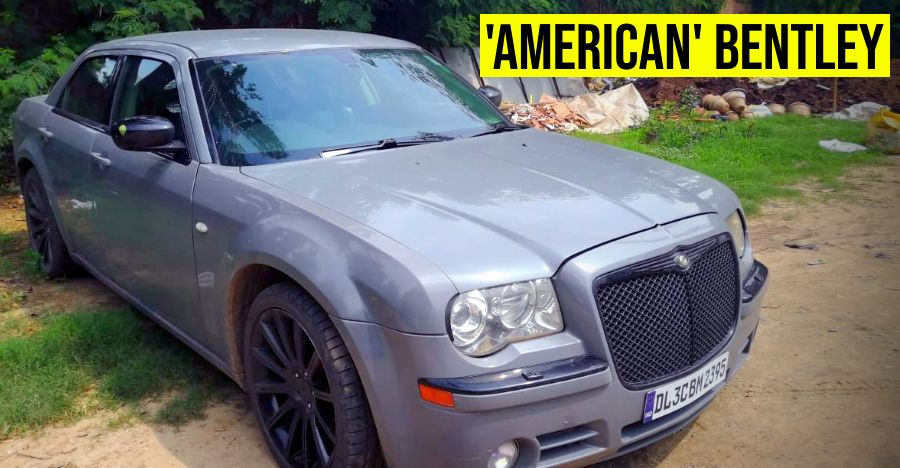 Chrysler 300c Used Featured