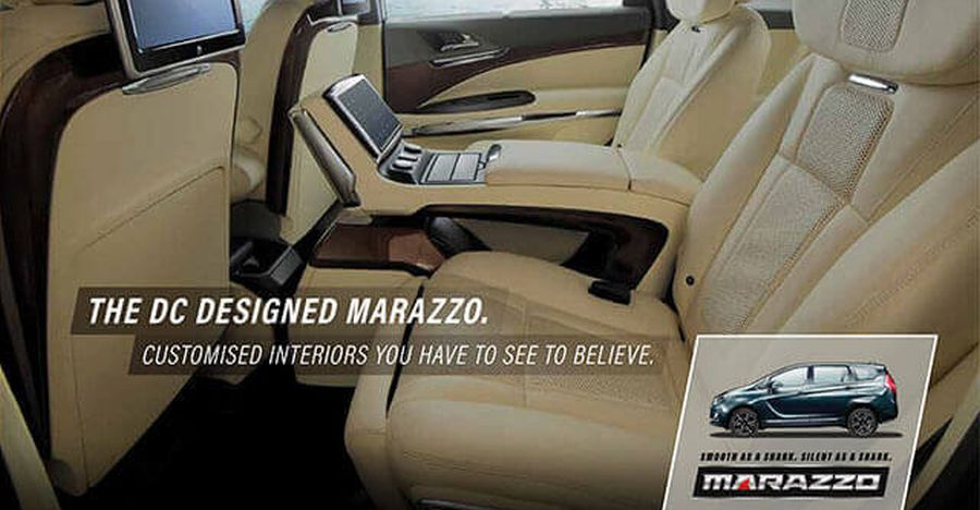 Mahindra dealers start selling DC Design-customized Marazzo: Listed on website