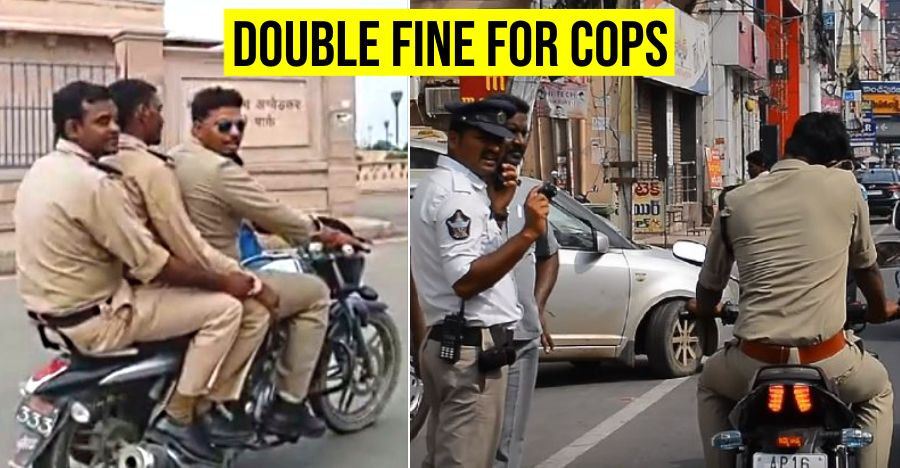 Double Fine For Cops Featured