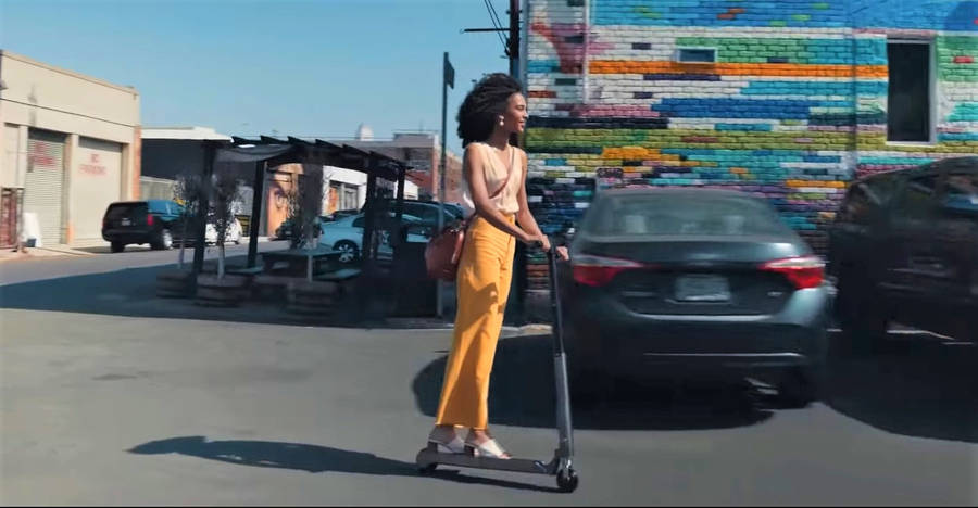 Hyundai & Kia cars to get built-in electric scooters