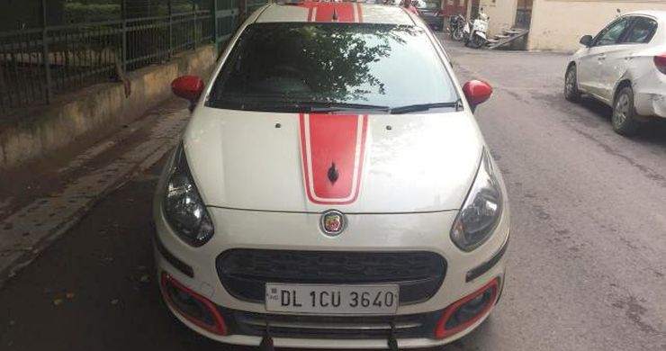 Fiat Punto Abarth Used Featured