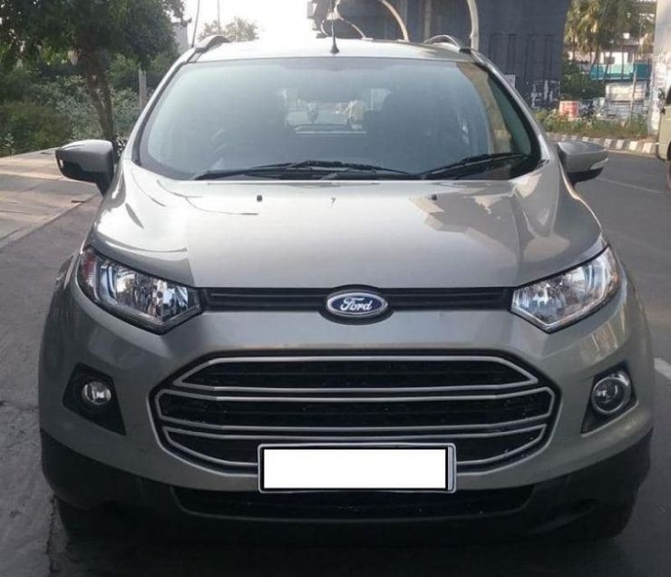 Ford Ecosport Used 57