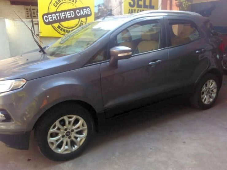 Ford Ecosport Used 58