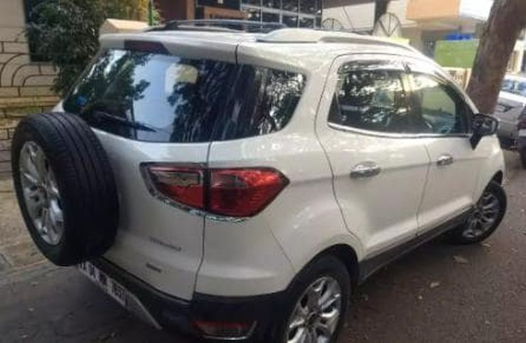 Ford Ecosport Used 59