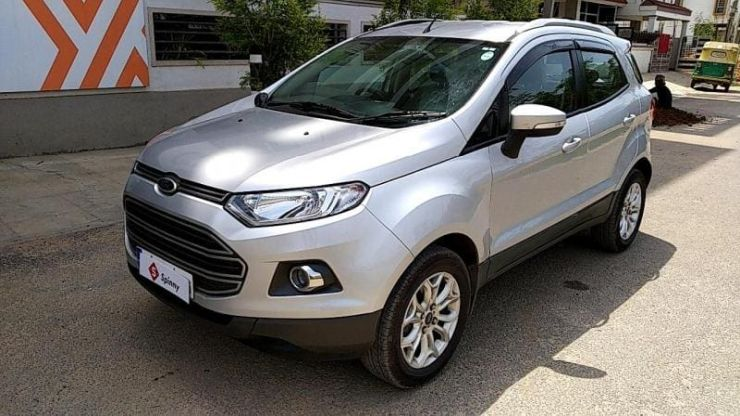 Ford Ecosport Used 60