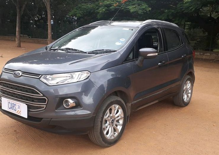 Ford Ecosport Used 61
