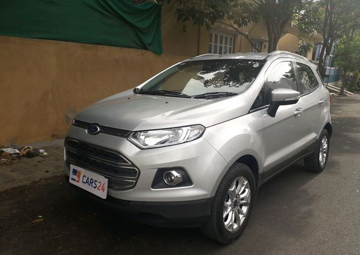 Ford Ecosport Used 63