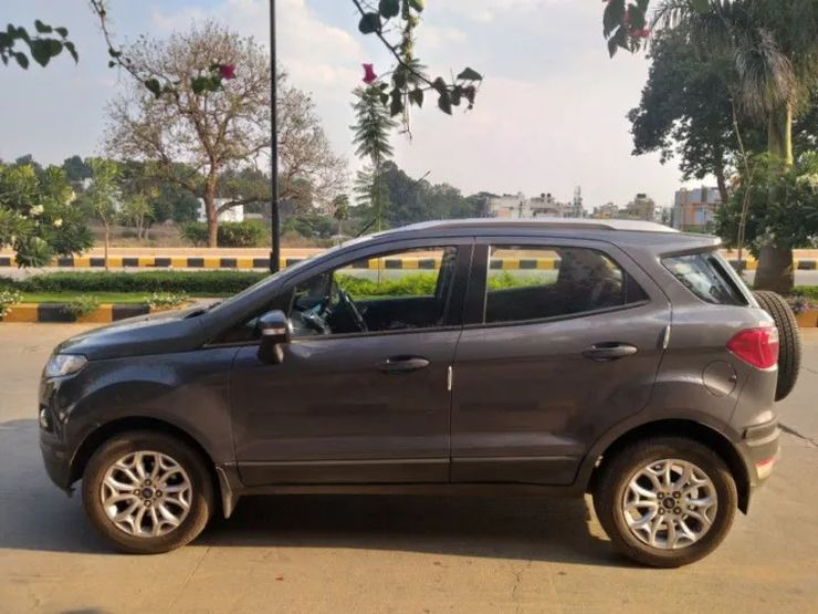 Ford Ecosport Used 64