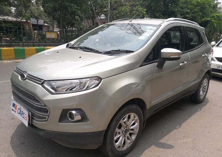 Ford Ecosport Used 65