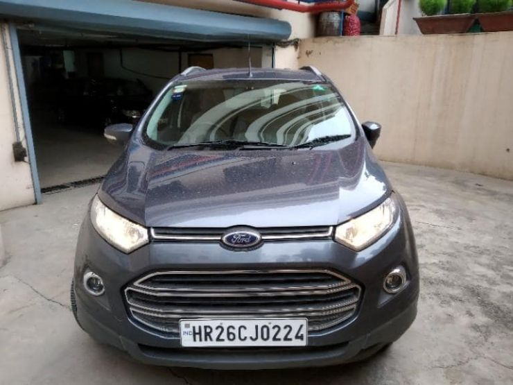 Ford Ecosport Used 66
