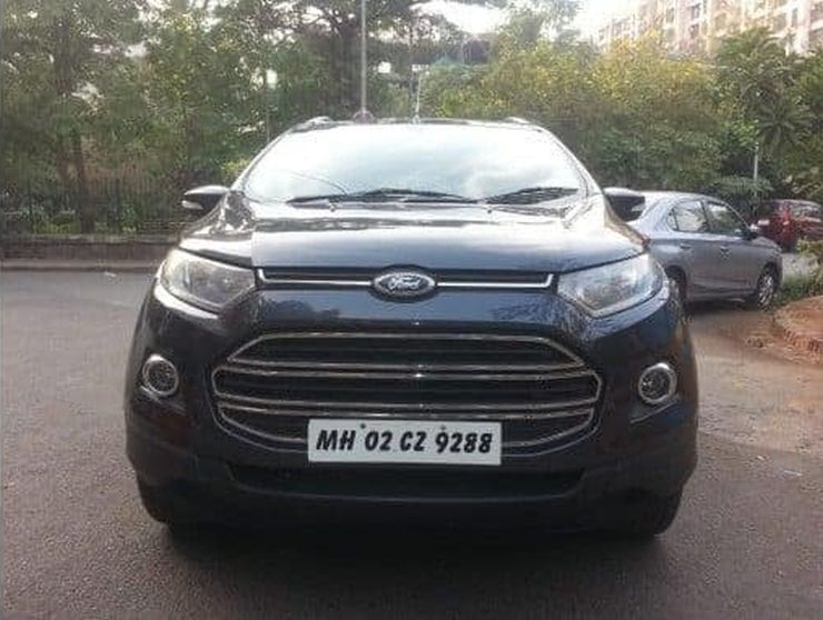 Ford Ecosport Used 70