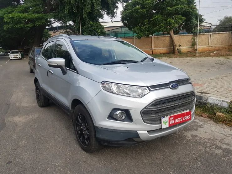 Ford Ecosport Used 74