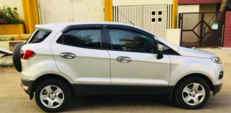 Ford Ecosport Used 76