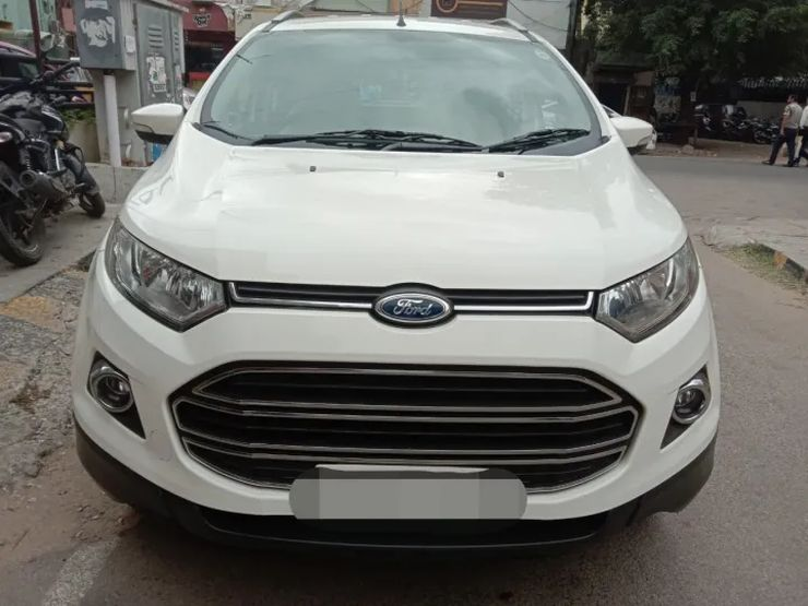 Ford Ecosport Used 77