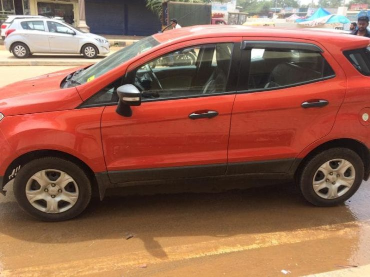 Ford Ecosport Used 78
