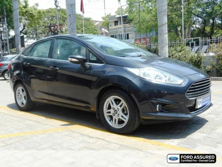 Ford Fiesta Used 1