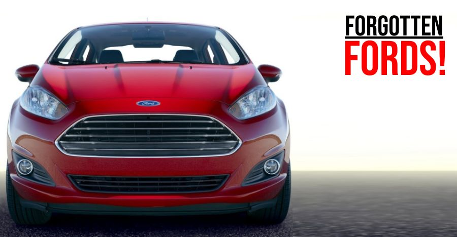 Ford's 5 FORGOTTEN cars in India: From Escort to Fusion