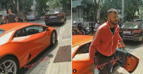 Hardik Pandya Lamborghini Huracan Featured
