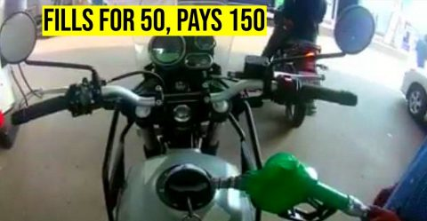 Himalayan Petrol Scam