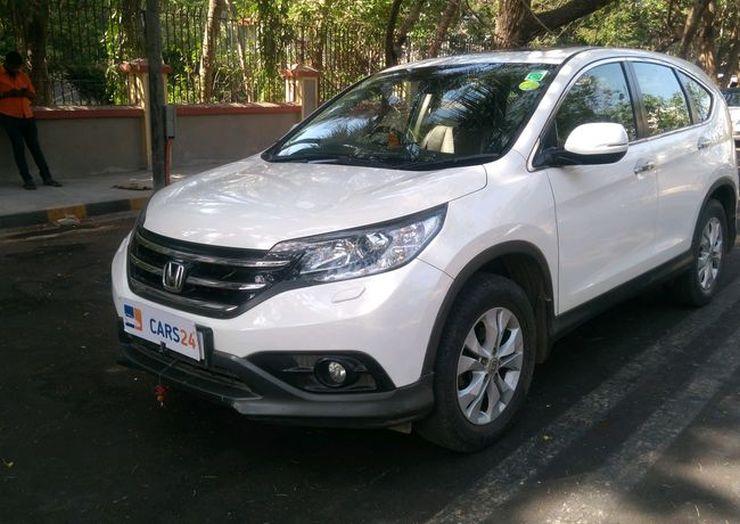 Honda Cr V Used 7