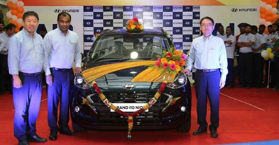Hyundai Grand I10 Nios Production Featured