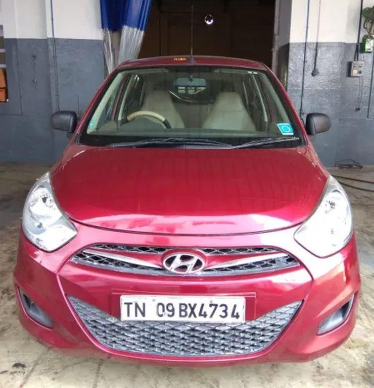 Hyundai I10 Used 13