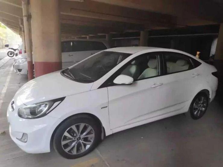 Hyundai Verna Used 14