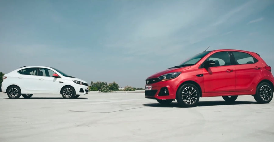 Checkout the latest TVC of the newly facelifted Tata Tiago and Tigor JTP