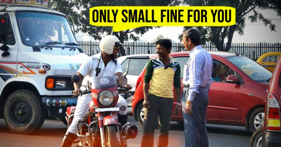 West Bengal won't have the MASSIVE traffic fines that rest of India will have: Here's why!