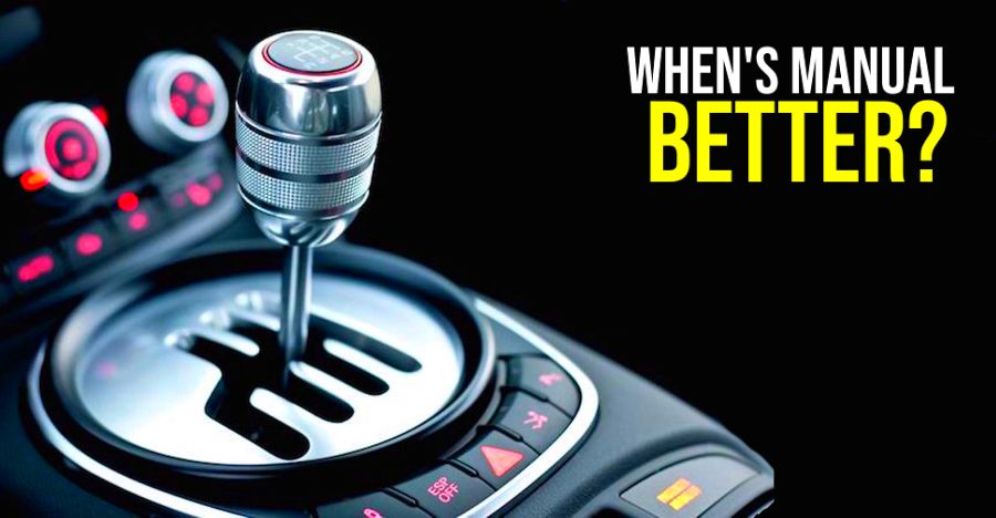 Manual Gearbox Featured