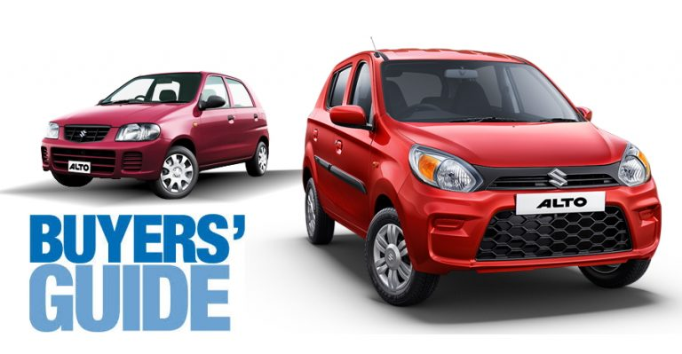 Maruti Alto Used Car Buyers Guide