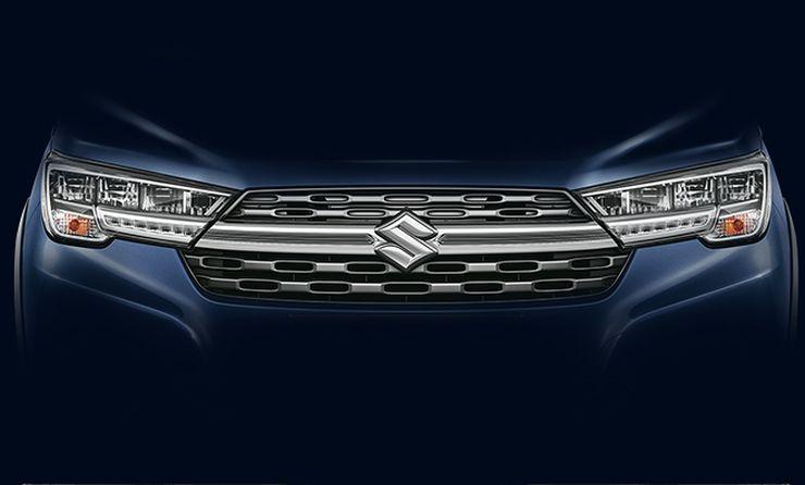 Maruti Suzuki Xl6 Mpv Teaser 1