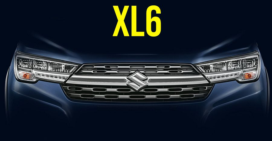 Maruti Suzuki Xl6 Mpv Teaser Featured