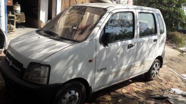 Maruti Wagonr Used 3