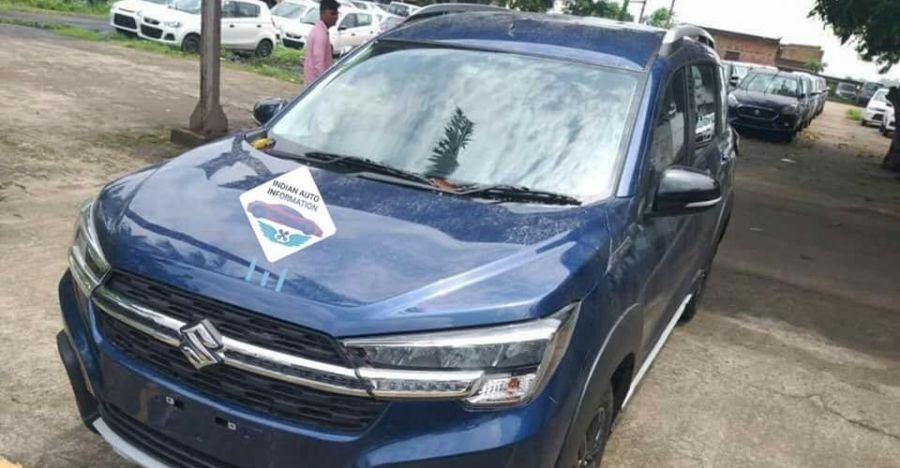 Maruti XL6 dealer dispatches commence: First live pictures