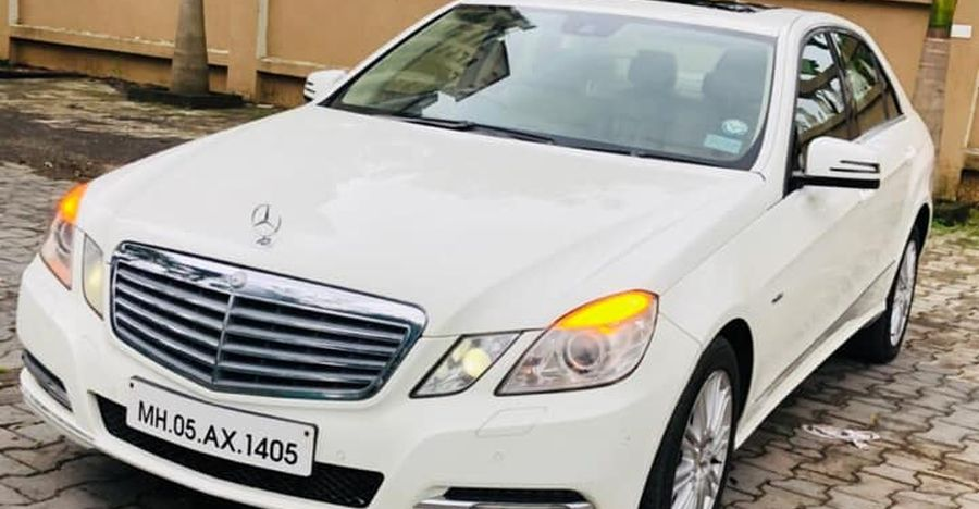 Mercedes Benz E Class Used Featured