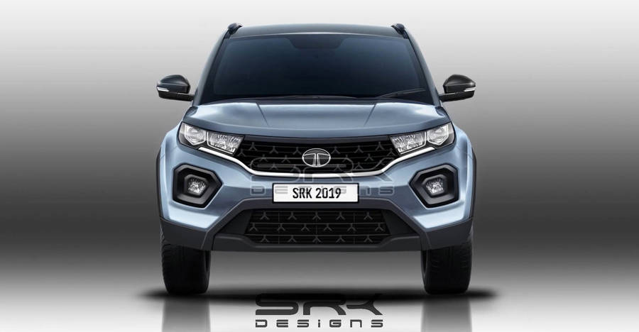 Upcoming Tata Nexon facelift imagined in a new render [Video]