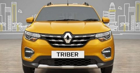 Renault Triber New Video Featured