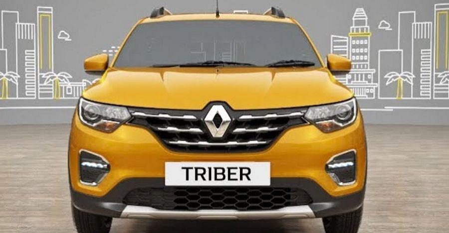 Renault Triber: 0-100 Kph acceleration and 100-0 Kph braking test on video