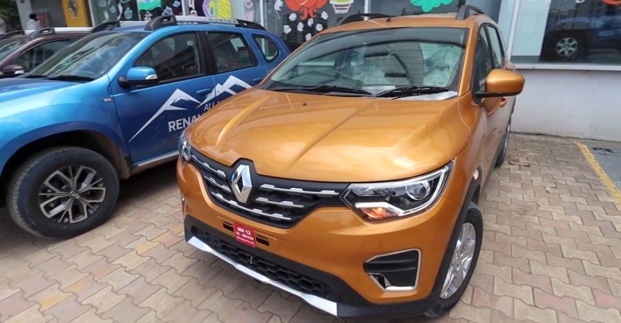 Renault Triber compact MPV: Check out initial drive impressions ahead of launch [Video]