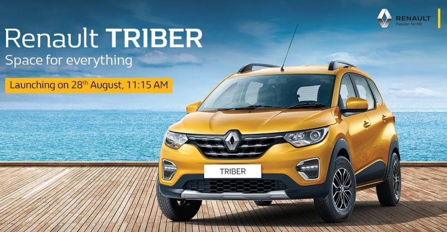 Renault Triber is launching later today: What to expect [Live Webcast Inside]