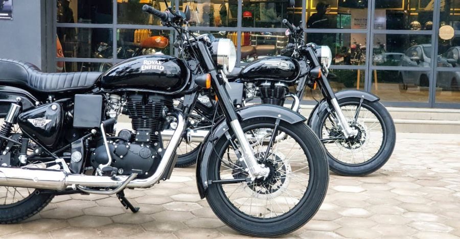 Royal Enfield 350x Featured