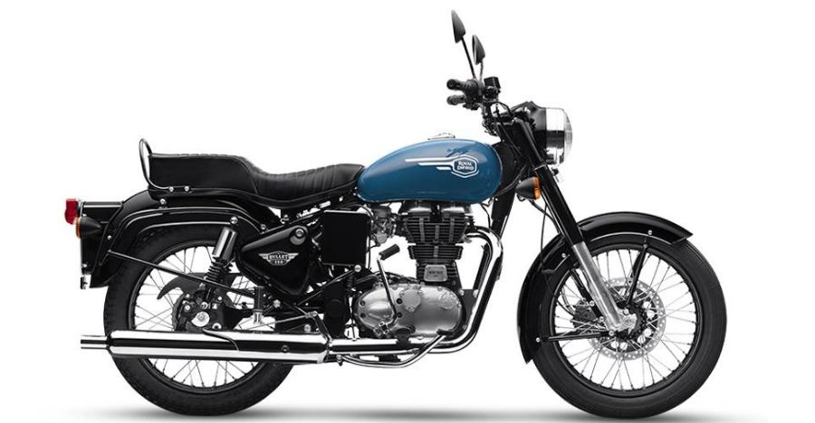Royal Enfield Bullet 350x Featured