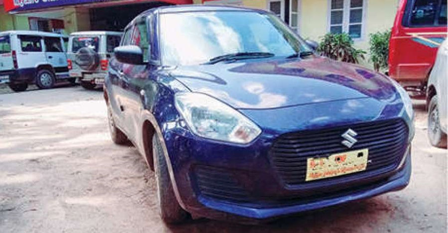 Thieves steal Maruti Swift from OLX seller: Kerala Police bust them by posing as buyers