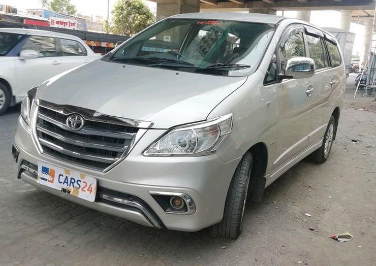 Toyota Innova Used 3
