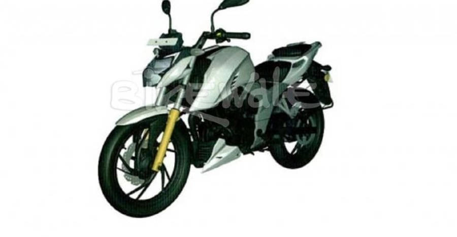 New TVS Apache RTR 200 4V photo LEAKED before launch