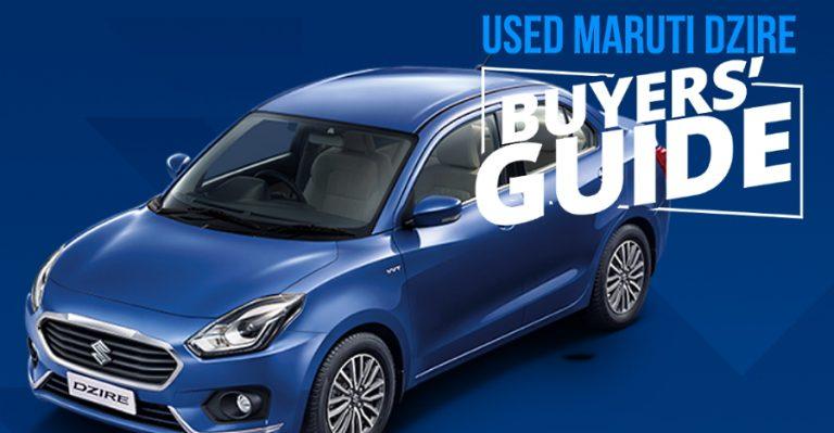 Used Maruti Dzire Buyers Guide Featured