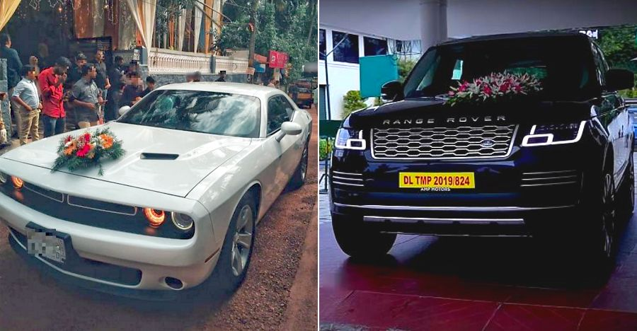Wedding Cars India Featured