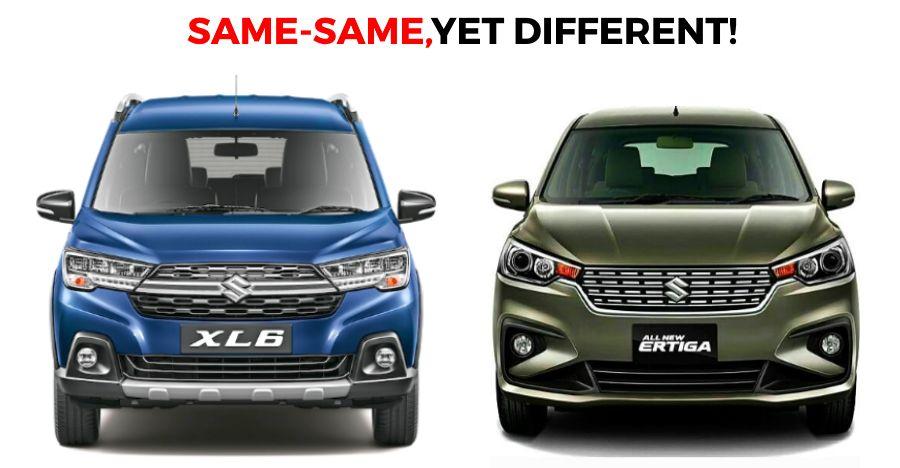 Maruti XL6 vs Ertiga: What are the BIG changes in the new MPV?
