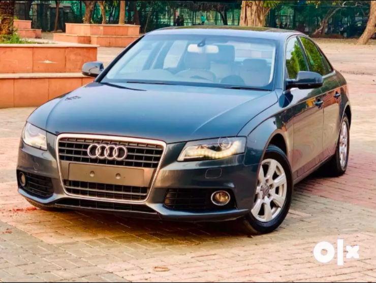 Audi A4 1 1